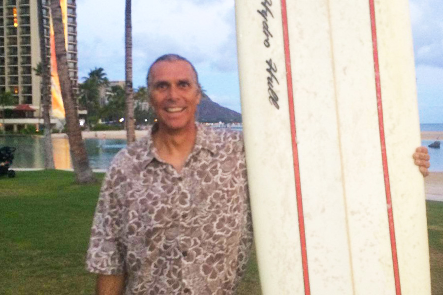 Surfing Hawaii - Cab Baber - Sustainable Environment Hawaii Island Agriculture