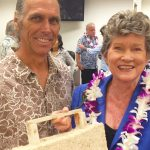 Cab Baber - Senator Laura H. Thielen - hemp building block - Kohala Chapter of Hawaii Farmers Union United - Sandalweed